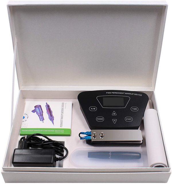 Máquina de Micropigmentación BIOMASER Profesional Negra
