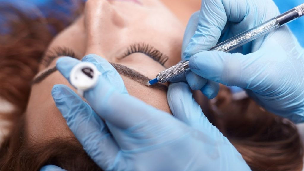 Microblading fading - Does microblading fade